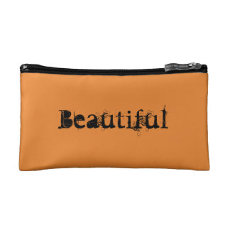 Trusses of make-up woman makeup bag