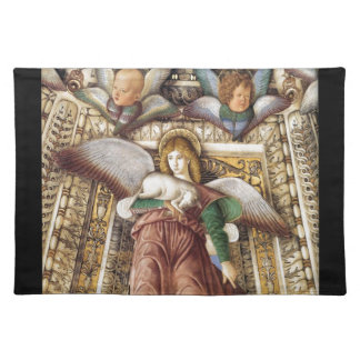 Trust - Angel, lamb, cherubs Placemats