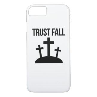 Trust Fall iPhone 8/7 Case
