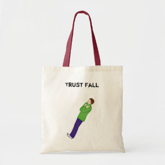 Trust Fall - Tote