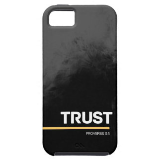 """Trust"" - Grey Design 