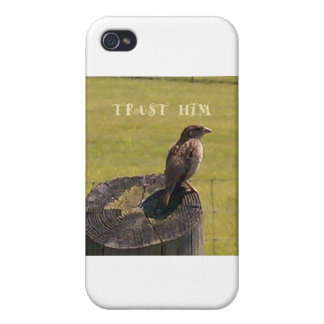 Trust Him iPhone 4/4S Case