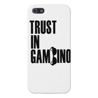 Trust in Gambino iPhone 5/5S Cover