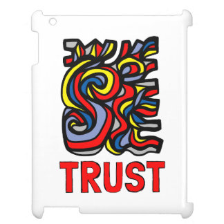 """Trust"" iPad, iPad Mini, iPad Mini 2, iPad Air iPad Covers"