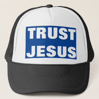 Trust Jesus Evangelism Hat