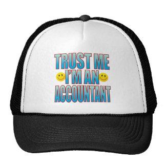 Trust Me Accountant Life B Trucker Hat