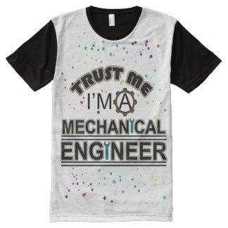 TRUST ME I AM A MECHANICAL ENGINEER All-Over-Print T-Shirt