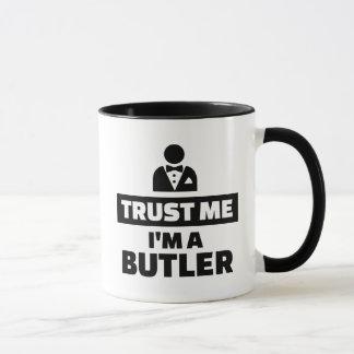 Trust me I'm a butler Mug