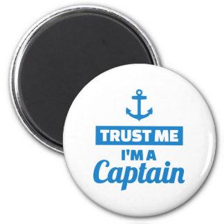 Trust me I'm a captain Magnet