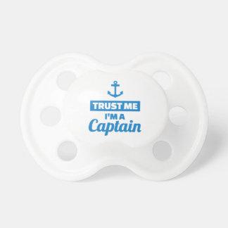 Trust me I'm a captain Pacifier