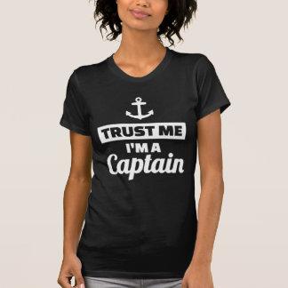 Trust me I'm a captain T-Shirt