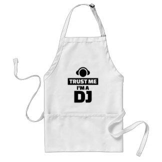 Trust me I'm a DJ Standard Apron