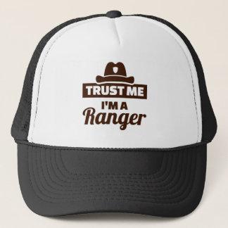 Trust me I'm a ranger Trucker Hat