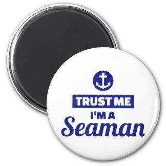 Trust me I'm a seaman Magnet