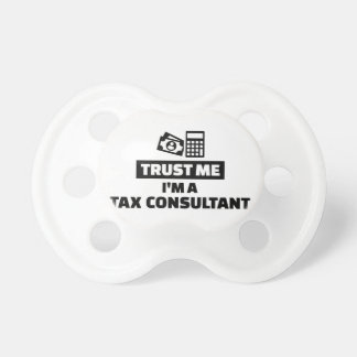 Trust me I'm a tax consultant Pacifiers