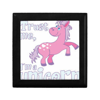 trust me i´m a unicorn gift box