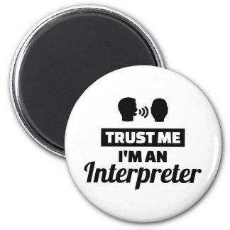 Trust me I'm an Interpreter Magnet