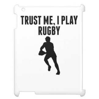 Trust Me I Play Rugby Cover For The iPad 2 3 4