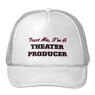 Trust me I'm a aater Producer Trucker Hat