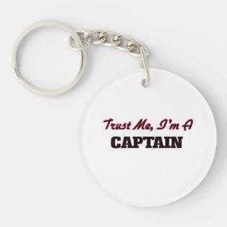 Trust me I'm a Captain Key Chain