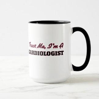 Trust me I'm a Cardiologist Mug
