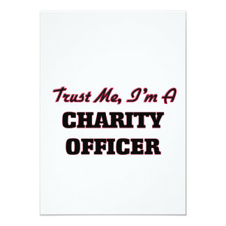 Trust me I'm a Charity Officer Announcements