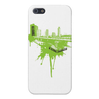 Trust Me I'm A Civil Engineer tee 3 iPhone 5/5S Cases