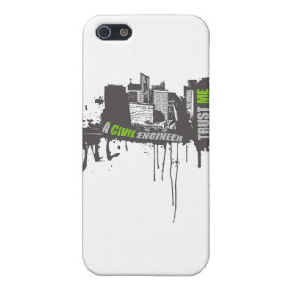 Trust Me I'm A Civil Engineer tee 4 iPhone 5/5S Case