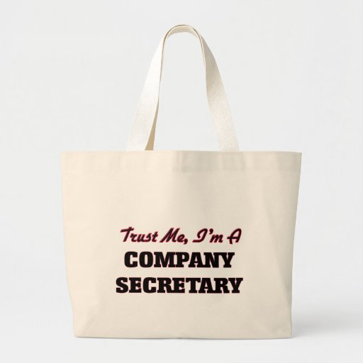 Trust me I'm a Company Secretary Bags