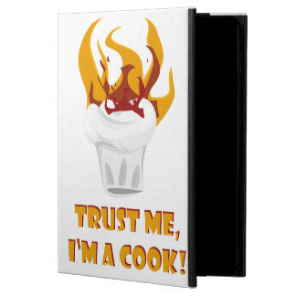 Trust me i'm a cook!