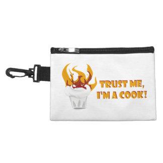Trust me i'm a cook! accessories bag
