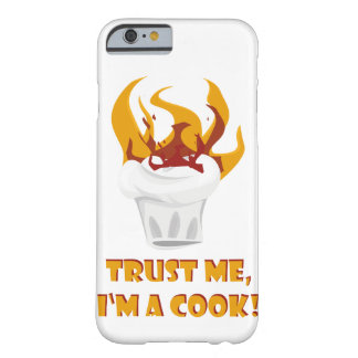 Trust me i'm a cook! barely there iPhone 6 case