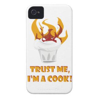 Trust me i'm a cook! Case-Mate iPhone 4 cases