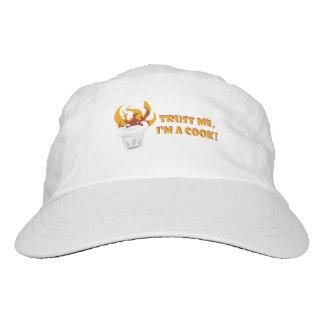 Trust me i'm a cook! headsweats hat