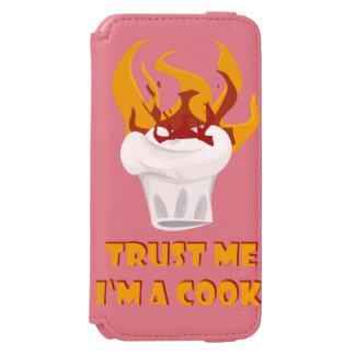 Trust me i'm a cook! incipio watson™ iPhone 6 wallet case