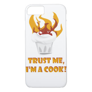 Trust me i'm a cook! iPhone 7 case