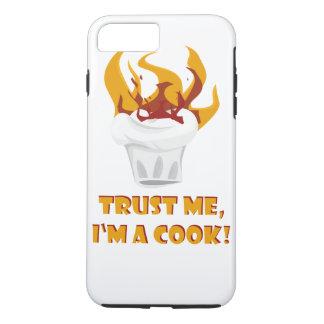 Trust me i'm a cook! iPhone 7 plus case