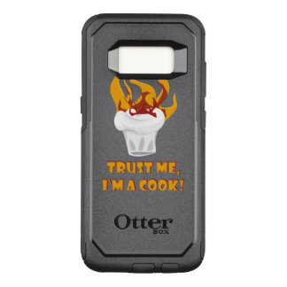 Trust me i'm a cook! OtterBox commuter samsung galaxy s8 case