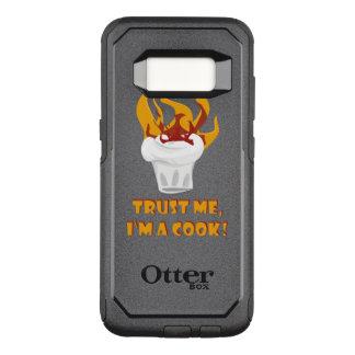 Trust me i'm a cook! OtterBox commuter samsung galaxy s8 case