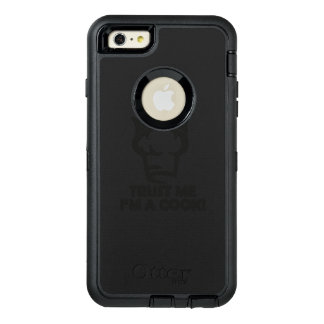 Trust me i'm a cook! OtterBox defender iPhone case