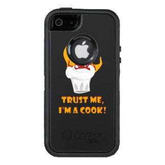 Trust me i'm a cook! OtterBox iPhone 5/5s/SE case