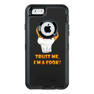 Trust me i'm a cook! OtterBox iPhone 6/6s case