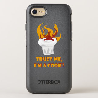 Trust me i'm a cook! OtterBox symmetry iPhone 7 case