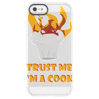 Trust me i'm a cook! permafrost® iPhone SE/5/5s case