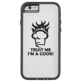 Trust me i'm a cook! tough xtreme iPhone 6 case