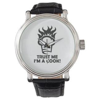 Trust me i'm a cook! watch