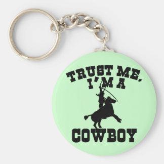 Trust Me I'm a Cowboy T-shirts, Hoodies, Sweats Keychain