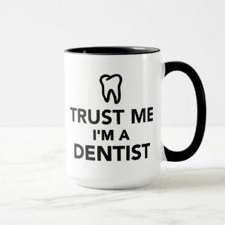 Trust me I'm a Dentist Mug