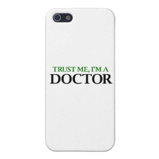 Trust Me, I'm A Doctor iPhone 5/5S Cases