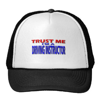 Trust Me I'm A Driving Instructor Hat
